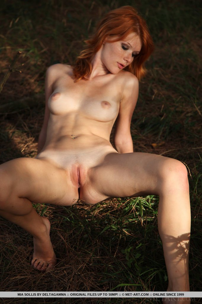 natural redhead galleries