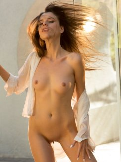 Valeria is one nude model that we are glad we were alerted to and we hope you enjoy this free HQ gallery. Of course, this is merely a sample gallery of this hot erotic model posing nude. It does come from a massive set in which Valeria is quite explicitly naked.